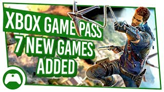 Xbox Game Pass Update: 7 HUGE New Games For Xbox One