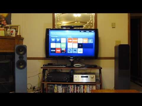 DEMO: Rotel RA-1570 + Q Acoustic 3050