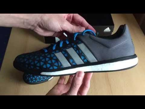 fcfbe8979617 Adidas Ace 15.1 Boost (Indoor & Turf) - Unboxing - YouTube