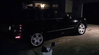Mercedes Benz GLK NIght