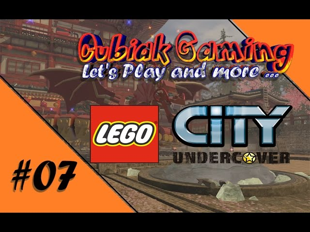 DER KÖLSCHE KUNG-FU-KLEMPNER ★ Let's Play LEGO City Undercover #07