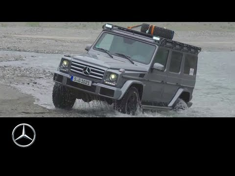 Adventure travel with the G-Class and Mike Horn – Part 7 - Mercedes-Benz original
