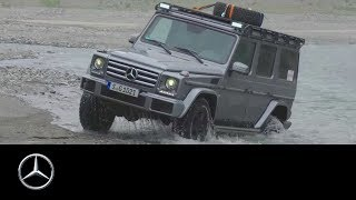 Mercedes-Benz G-Class: Adventure Travel with Mike Horn | Pt. 7