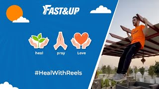 #HealWithReels Take up the challenge now and support our frontline workers!