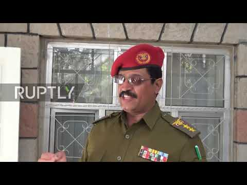 Yemen: Yemeni army admits firing missile at Saudi King's residence