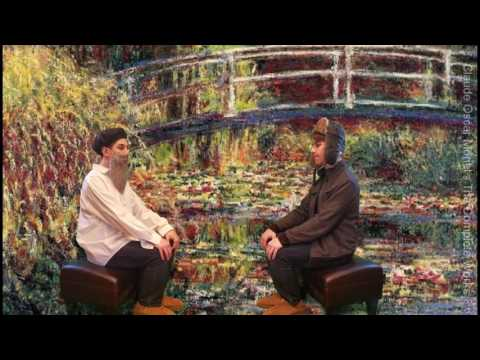 Claude Monet Interview