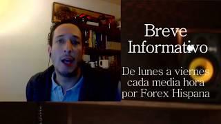 Breve Informativo - Noticias Forex del 18 de Enero 2018
