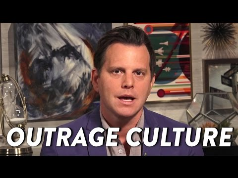 Outrage Culture is Becoming Mainstream Culture