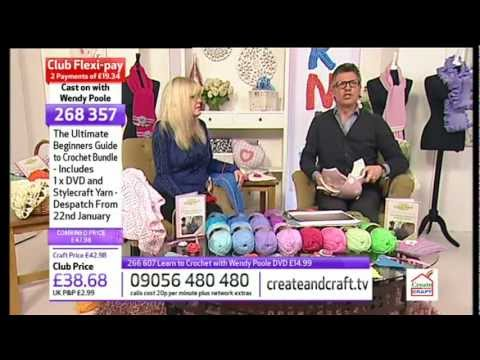 Create and craft tv spotty potty broken cup of chance for Craft shows on tv