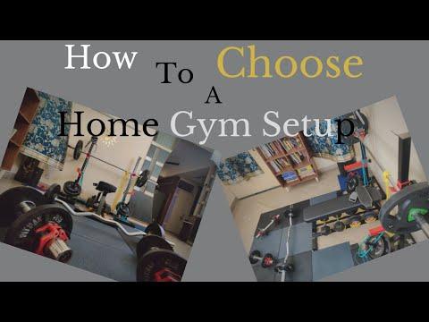 Home Gym Setup   ''Ideas For Customized Gym Setup''   My Gym Tour