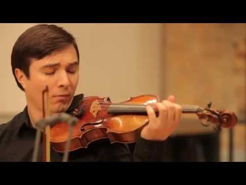 Stepan Lavrov - L. v. BEETHOVEN Violin Sonata No. 8 in G Major, Op. 30: Allegro Assai
