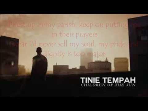 Tinie Tempah (feat. John Martin) - Children of the sun Lyrics