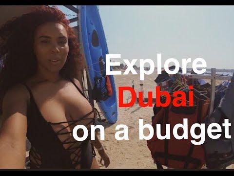 Travel to Dubai on a budget!