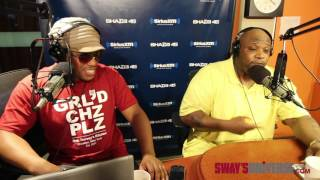 "Horse Opens Up about Jay-Z Alluding to Him on ""Takeover,"" on #SwayInTheMorning"