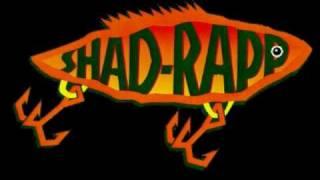 Ice Fish Baby-Shad-Rapp