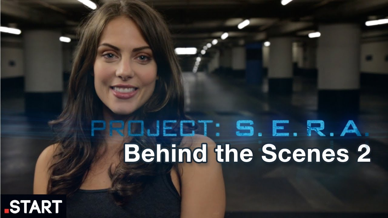 Project: S.E.R.A. - Original Sci-Fi Series - Behind The ...