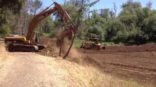 Piner Creek Reservoir, Santa Rosa, CA: Stream Maintenance Program