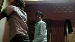 Ankit and Joshi acha silla diya part-2