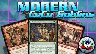 mtg – coco goblins modern deck tech for magic the gathering