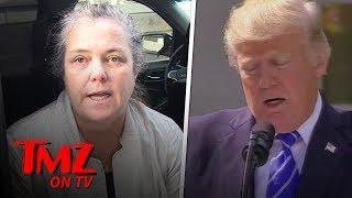 Rosie O'Donnell Predicts Donald Trump's Future | TMZ TV
