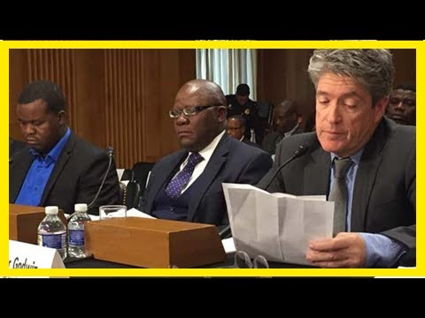Full text: testimony of peter godwin before us senate foreign relations committee – Daily News