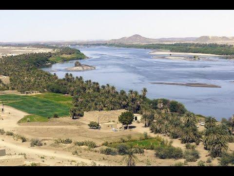 2017! Doku An den Ufern des Nil - Zwischen Wüste und Mittelmeer HD