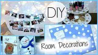 DIY Room Decorations!! Thumbnail