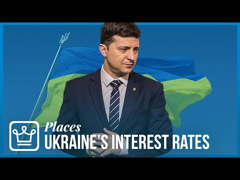 Why Ukraine Is Offering 16% Interest Rates