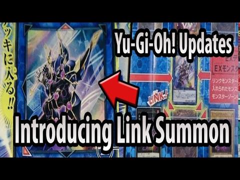 Introducing 'Link Summon' & other BIG changes (Pendulum mechanic adjusted..) =3