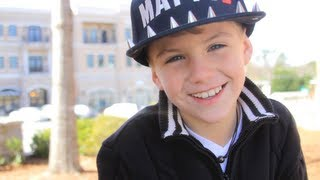 Repeat youtube video MattyBRaps - You Make My Heart Skip (Official Music Video)