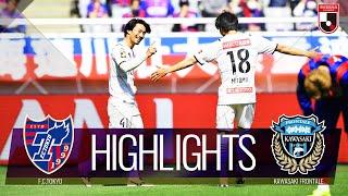 FC東京vs川崎フロンターレ J1リーグ 第9節