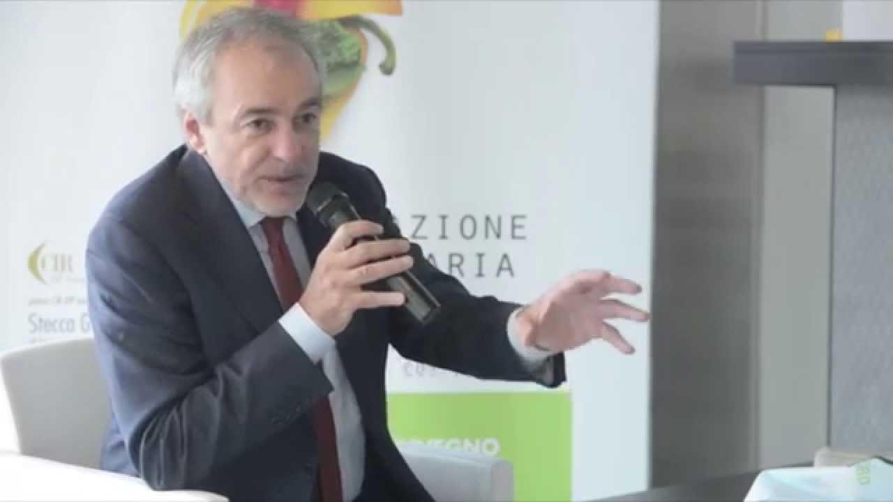 """#EXPO2015 - Tavola Rotonda """"La Ristorazione Sociosanitaria 2.0"""" - Introduzione di Giuliano Gallini"""