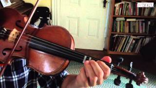 Paddy On The Turnpike - Fiddle Lesson