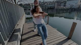 DanceZouk - Marisa & Eric - Dancing in Zurich Oldtown