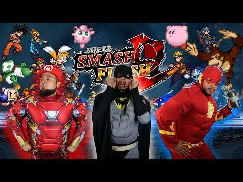 gamepunch super smash flash