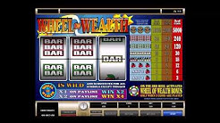 Wheel of Wealth Slots - Bitcoin Casino Games