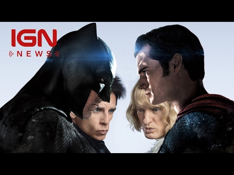 Razzies: Batman V Superman, Zoolander 2 Lead Nominations as 2016