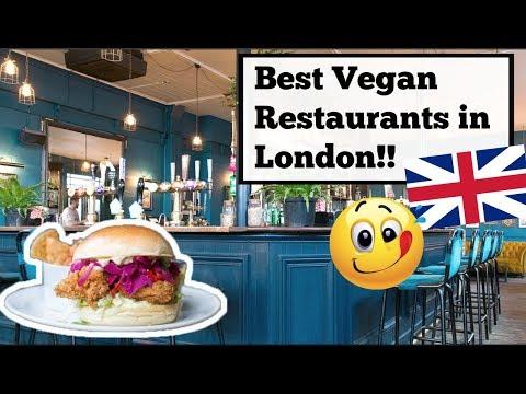 Vegan restaurants near oxford street