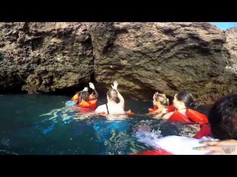 Acceso Playa Escondida   Islas Marietas
