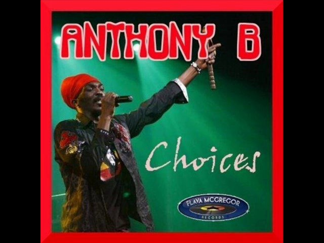 Anthony B  -   Love Mama  2012