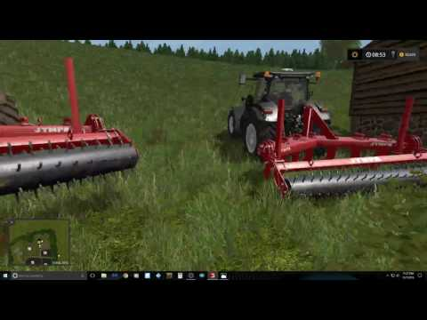 Farming Simulator 17 LET'S DO SOME PLOWING!! Using FOLLOW ME MOD