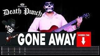 Скачать Five Finger Death Punch Gone Away Guitar Cover By Masuka W Tab