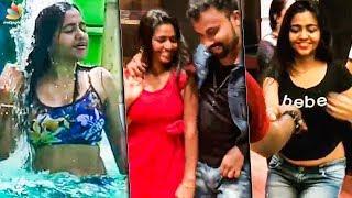 மறுபடியுமா ?? | Actress Shalu Shamu Bachata Dance | Hot Tamil Cinema News