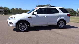 2013 FORD TERRITORY Townsville, Cairns, Mt. Isa, Charters Towers, Bowen, Australia 7054
