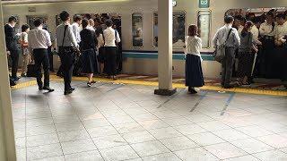 【混雑度日本一】東西線朝ラッシュ