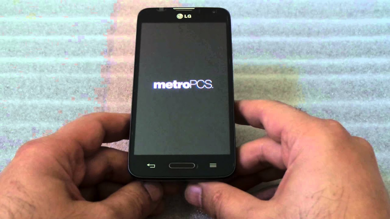 Ho how to hard reboot an lg d321 cricket cell phone -