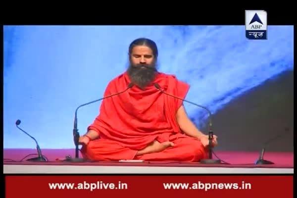 Baba Ramdev Holds Yoga Camp In Dubai Ahead Of International Day
