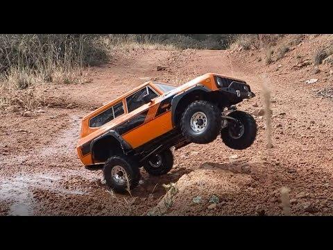 Redcat Racing Gen8 Scout II Slow Motion Reel