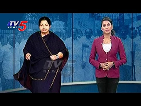 Why Secrecy Surrounding Over CM Jayalalitha's Health? | Turmoil in Tamilnadu | TV5 News