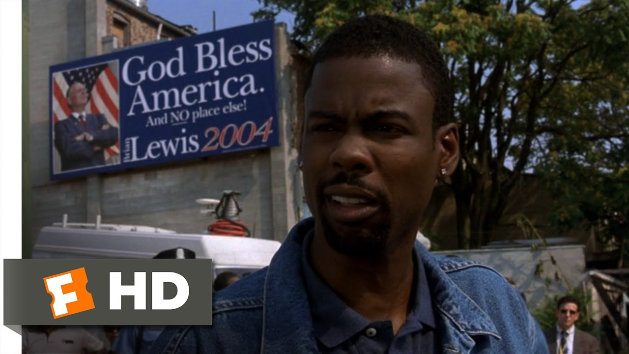 Download Head of State (1/10) Movie CLIP - Save the Cat (2003) HD